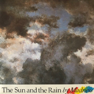 "Madness ‎- The Sun And The Rain (7"") (EX/EX)"